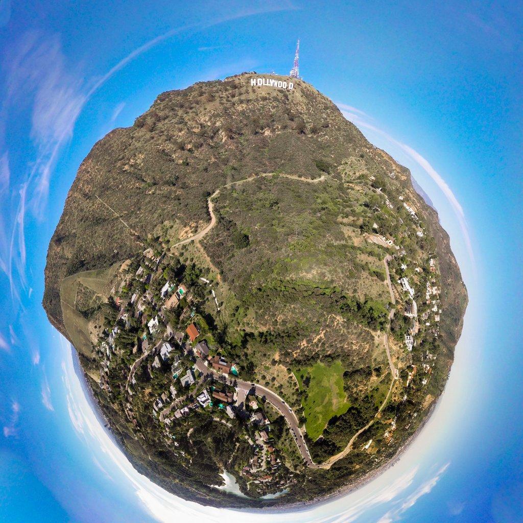 Hollywood 180 spherical