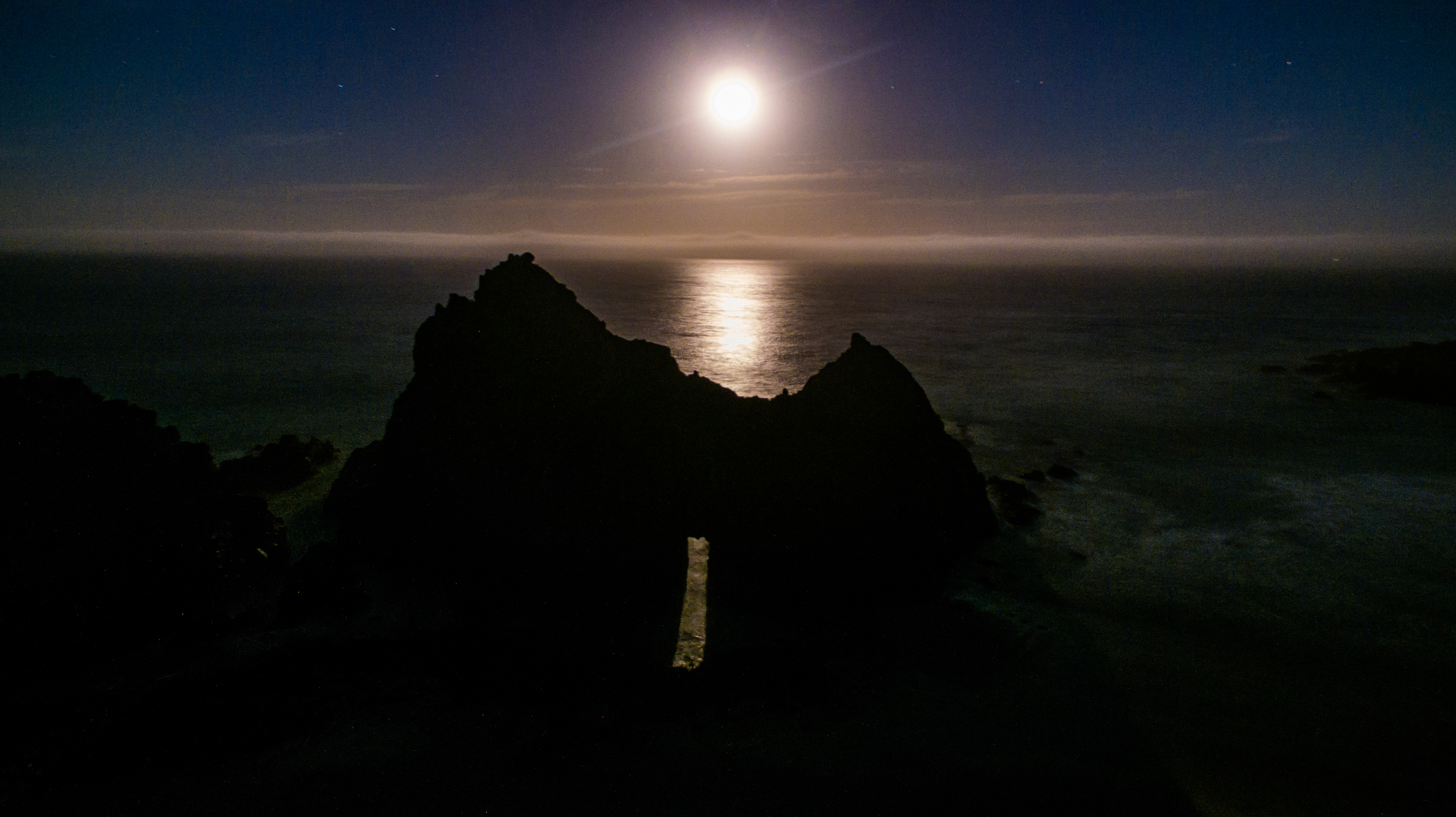 An 8 Second Aerial Exposure From A Drone